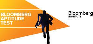 Bloomberg test logo