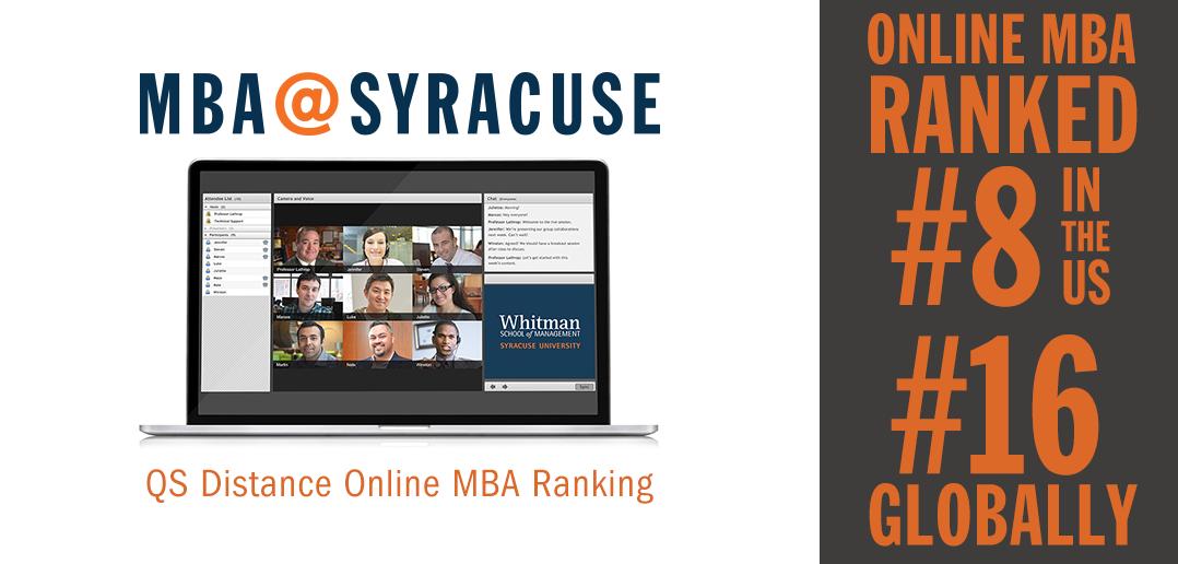 MBA@Syracuse Ranking