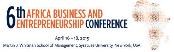 Africa Business Conference banner