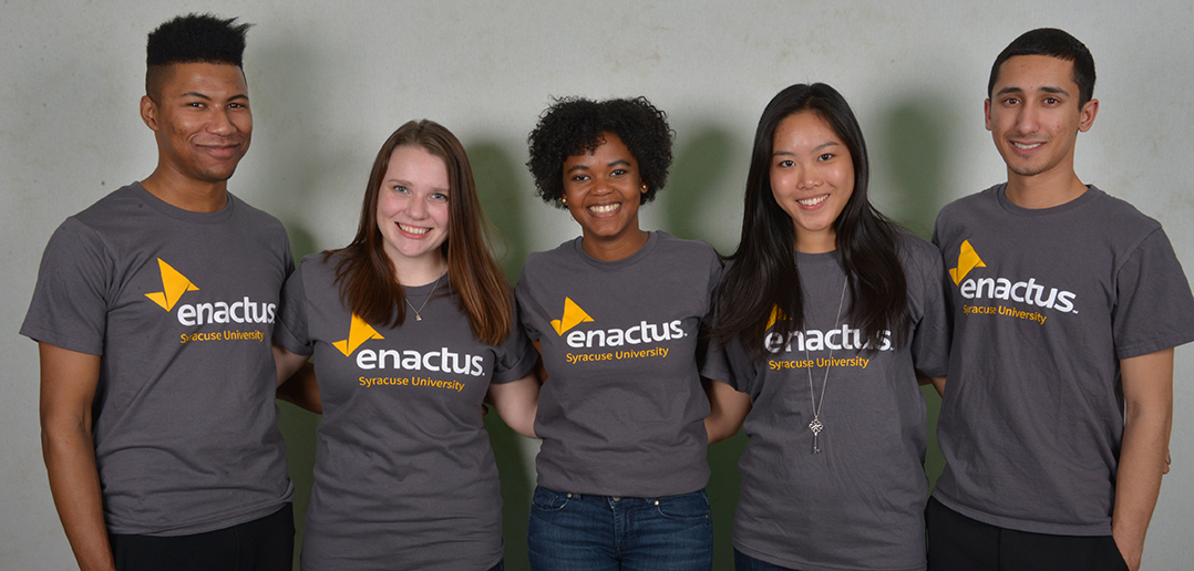 Enactus Students