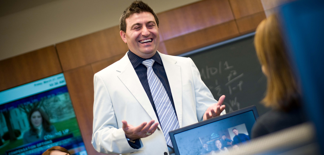Faculty News: Burak Kazaz