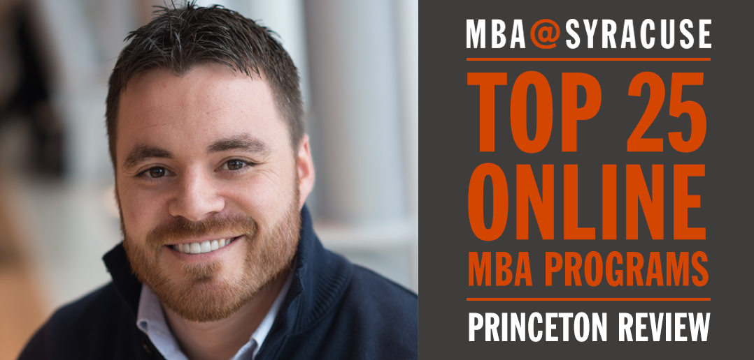 MBA@Syracuse Top 25 Online Program