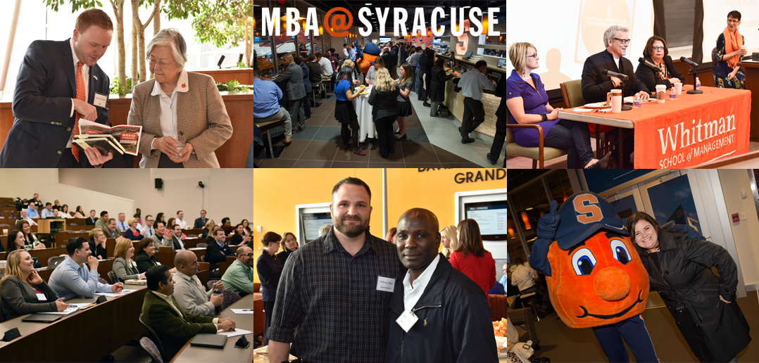 MBA@Syracuse First Residency