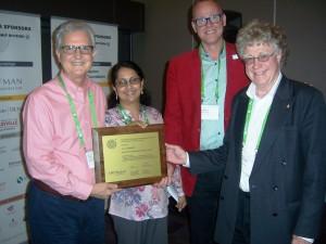 wiklund-lumpkin award