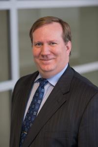 Tom Barkley, professor of finance practice
