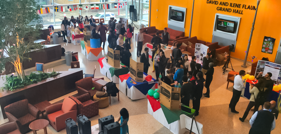 International Week 2015