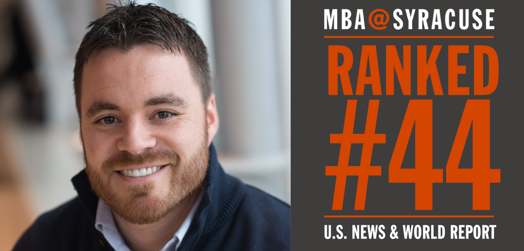 MBA@Syracuse-US News ranking