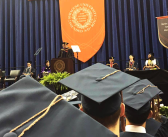Undergraduate Convocation Remarks from John Petosa