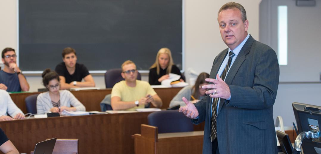 Professor Ken Walsleben
