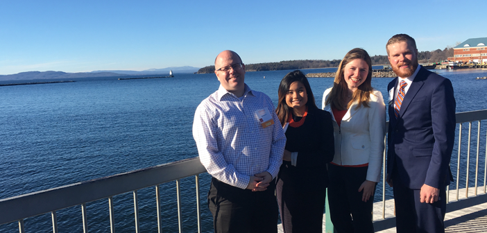 Students Representing Whitman Compete in the Global Family Enterprise Case Competition