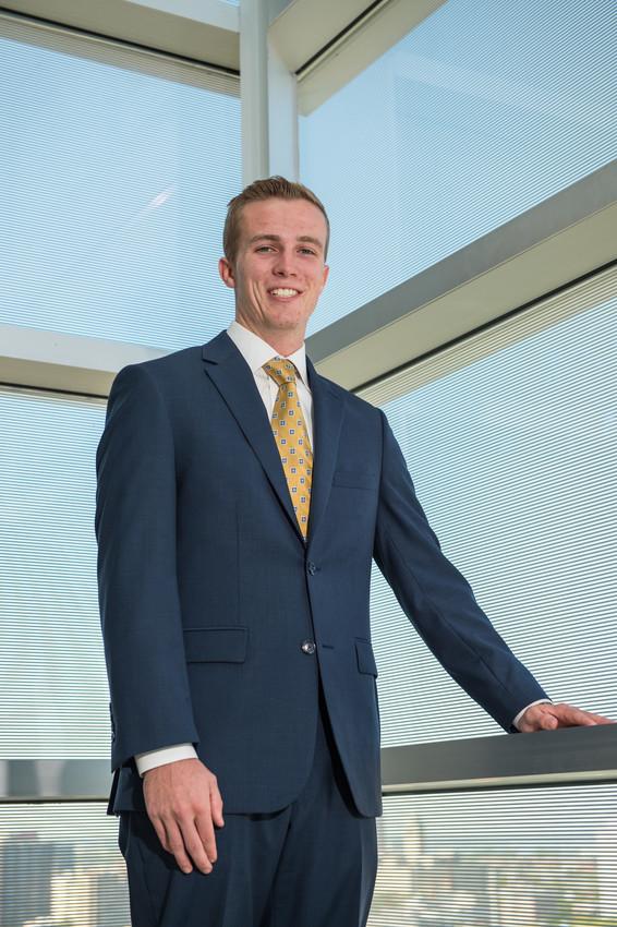 Harrison Harry Dittrich Informals WSOM Whitman Student Profile