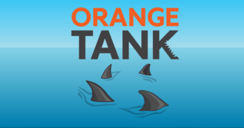 The Whitman School Hosts Third Annual Orange Tank Competition