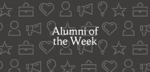 Alumni of the Week