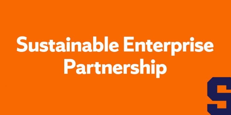 sustainable enterprise partnership