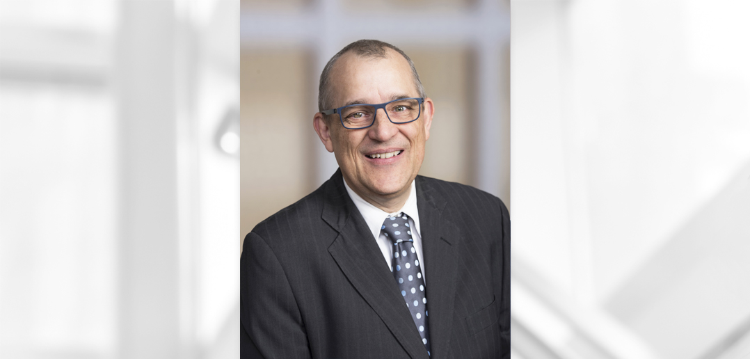 This picture features Roger Koppl, a professor of finance in the Whitman School of Management of Syracuse University