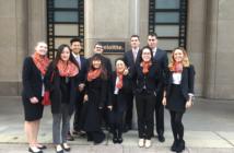 The Whitman Tax Team outside Deloitte