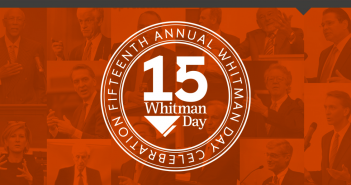 Whitman School Observes 15th Anniversary of Whitman Day