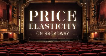 Price Elasticity on Broadway