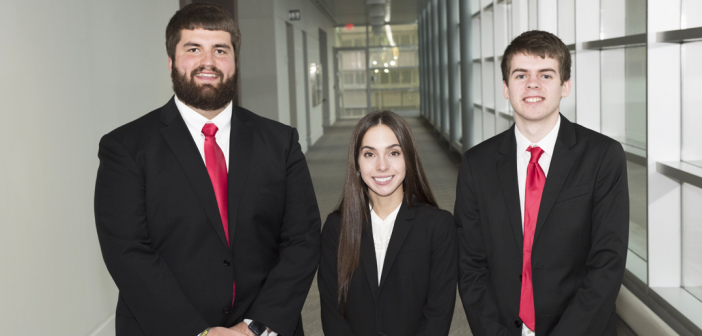 Meet the 2018 Spring Capstone Winners