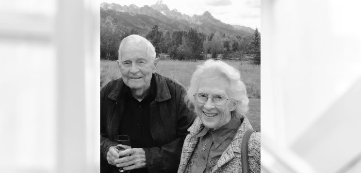 Gerald T. Halpin and wife