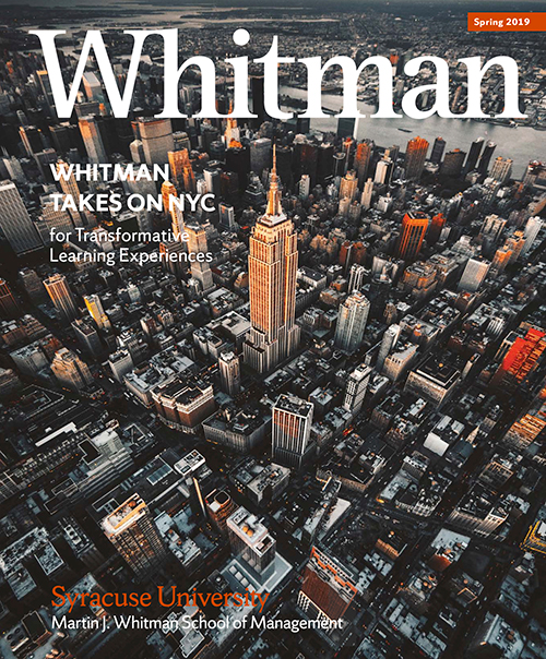 Spring 2019 Whitman Magazine