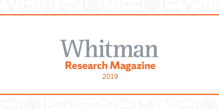 research magazine 2019 cover