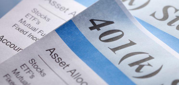 401 K paperwork