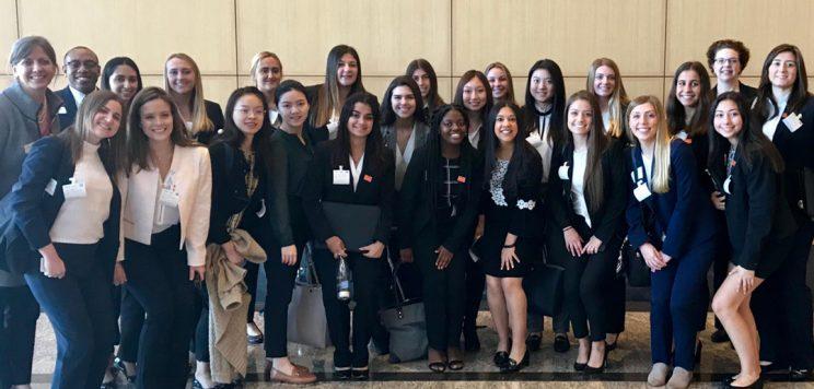 Whitman School - Women in Finance NYC
