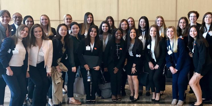 Whitman School - Women in Finance NYC