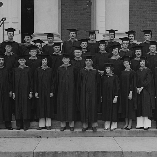 army comptrollership graduation in 1976