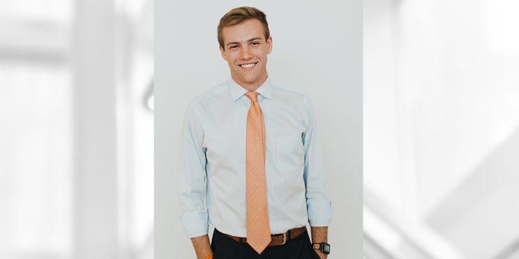 headshot of student Scott mueller