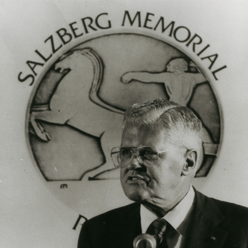 image of mr. salzberg