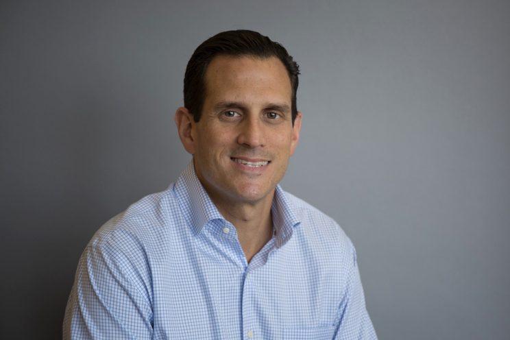 Portrait of alumnus Jeff Lipkin