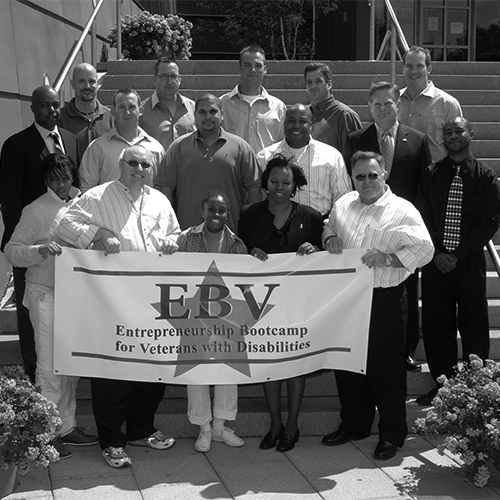 First group of EBV participants