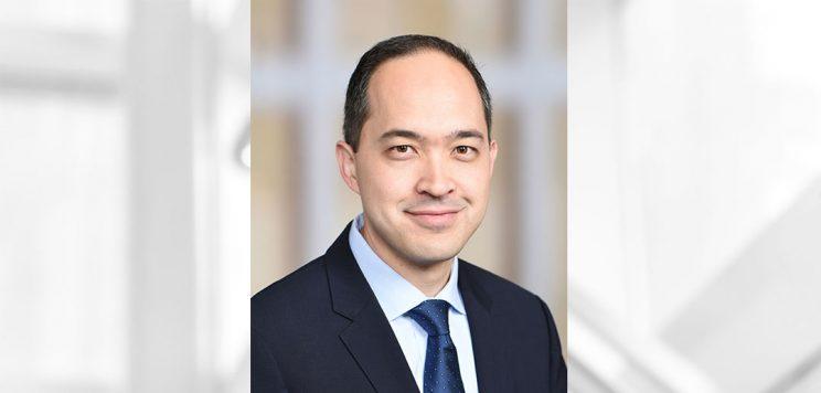 headshot of professor Michael Chin