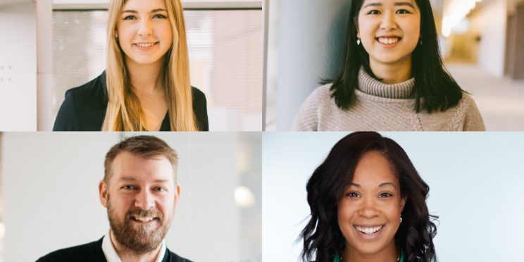 Masters and Ph.D. Student Headshots