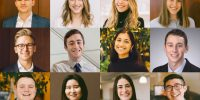 multiple student headshots
