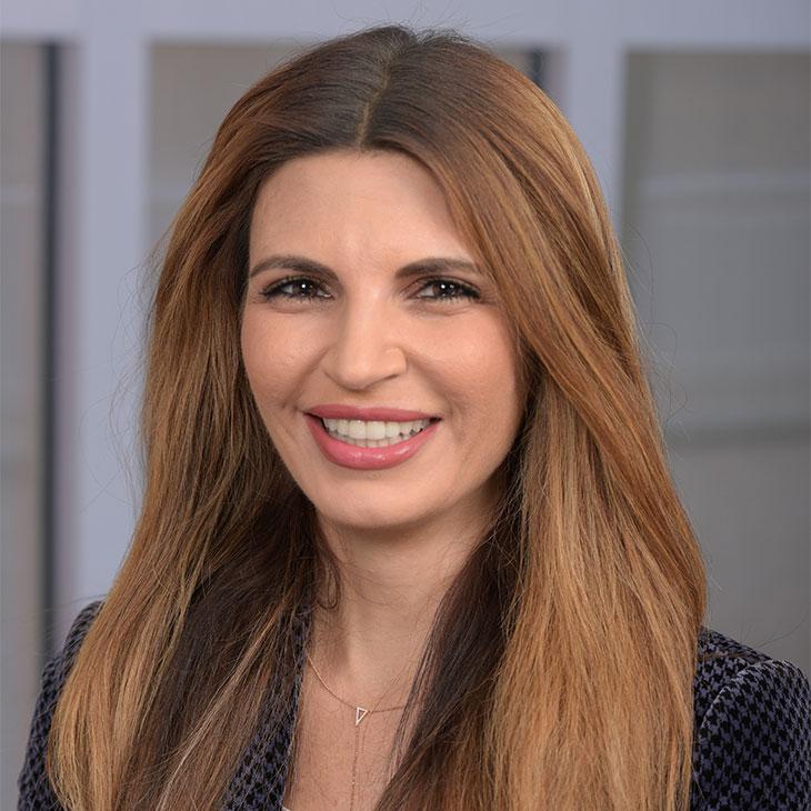 Milena Petrova Headshot