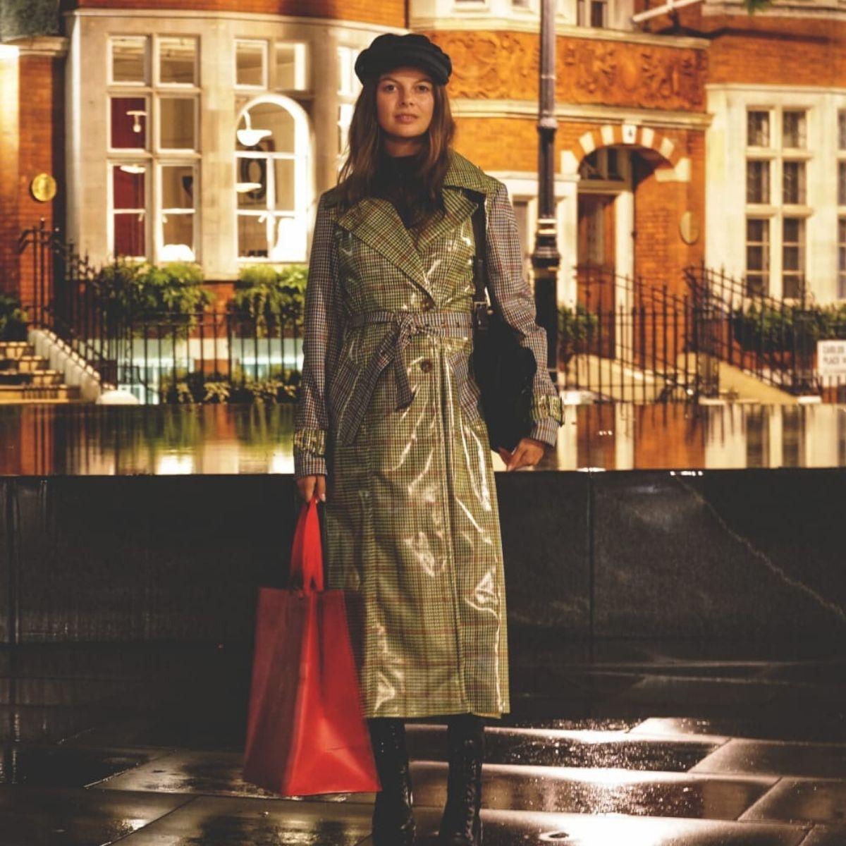Kim in London