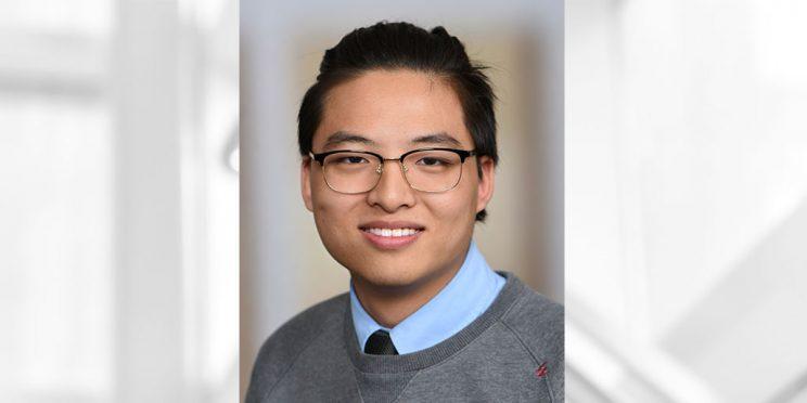 headshot of Ze Zeng