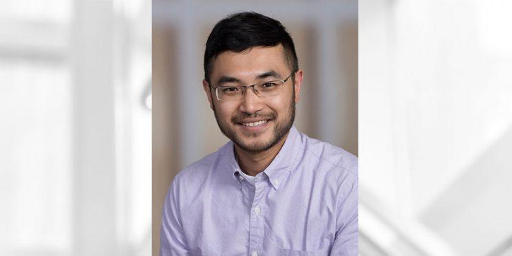 headshot of Guiyang Xiong