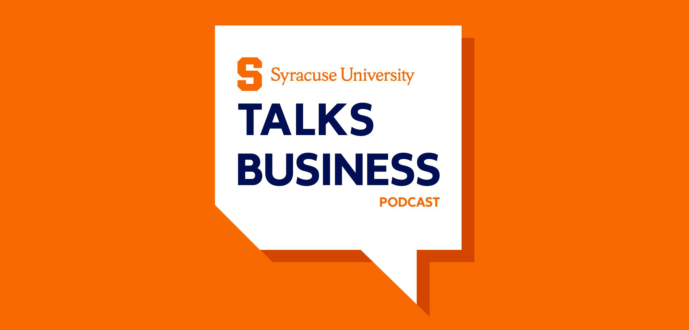 Syracuse University Talks Business