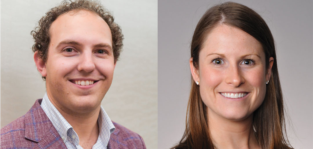 Joshua Fishman and Kelly Ryan Jaffe