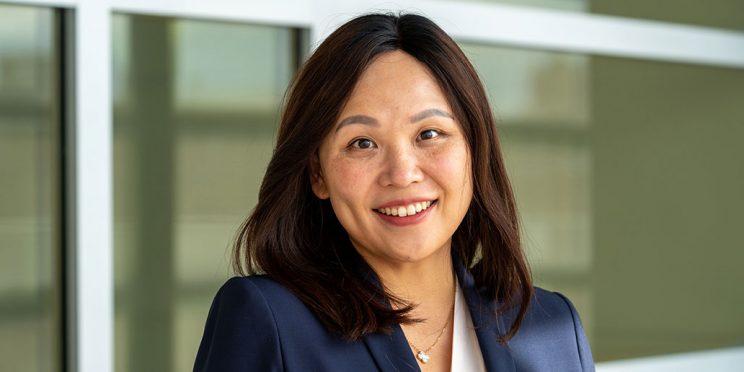 headshot of Hyoryung Nam