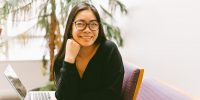 headshot of Michelle Truong