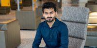 headshot of Prathik Reddy