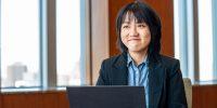 headshot of Xinyi Wang